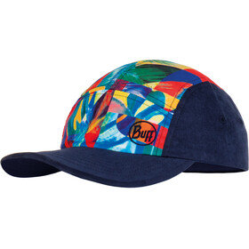 Buff 5 Panels Cap Kids Spiros Multi